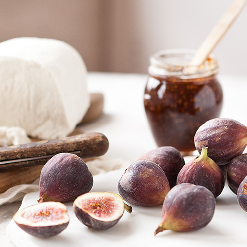 Goat Cheese & Fig